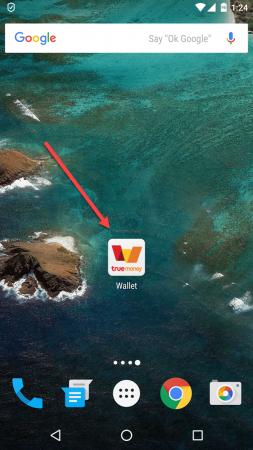 wallet by truemoney