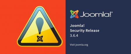 joomla 3 6 4